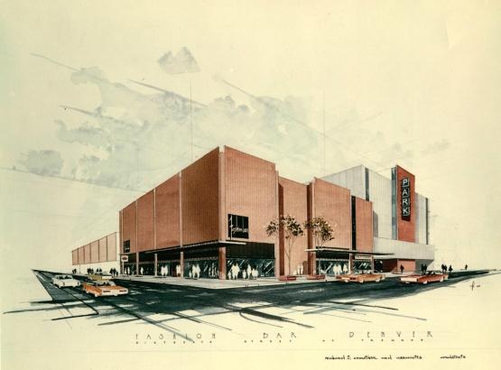 Remembering Denver's Fashion Bar