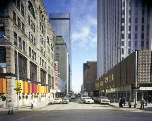 BEFORE THERE WAS A 16TH STREET MALL