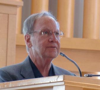 Retired DPL Archivist Receives Award