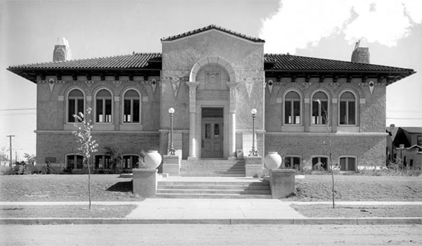 The History Of The Denver Public Library