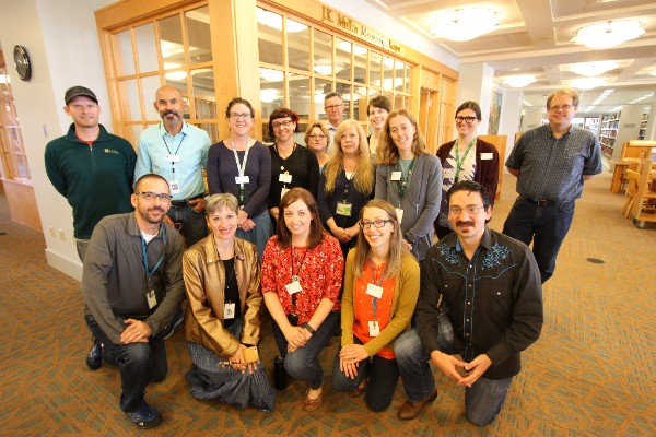THE WESTERN HISTORY AND GENEALOGY STAFF