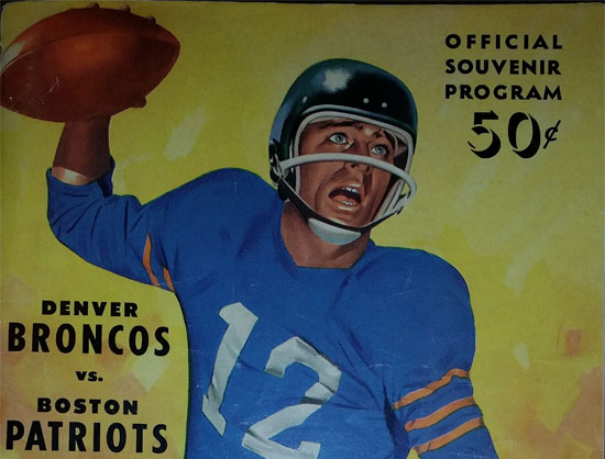Denver Was Once Professional Football's 'Siberia'
