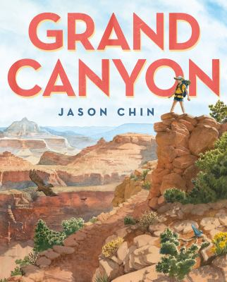 cover art for the book Grand Canyon