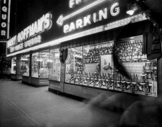 Bygone Denver: Harry Hoffman Liquors