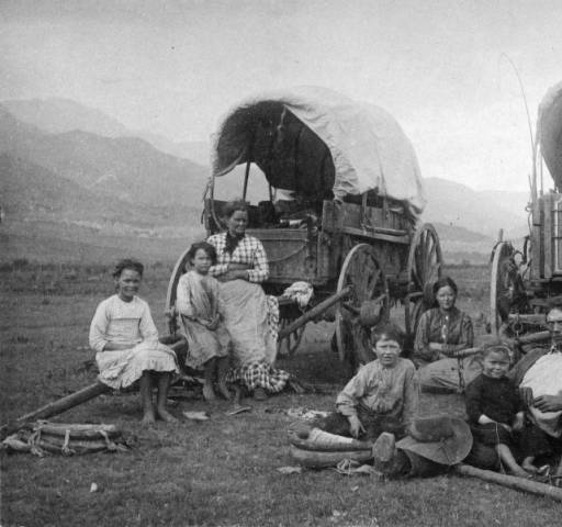 People And Pioneers Of Colorado