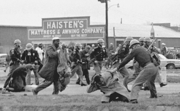 """""""Selma Brought Us a Voting Bill"""" Martin Luther King, Jr. (1965)"""