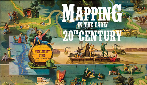 Mapping in the Early 20th Century - Lecture