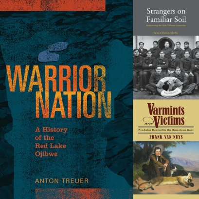 2016 CAROLINE BANCROFT HISTORY PRIZE - WINNER AND HONOR BOOKS NAMED