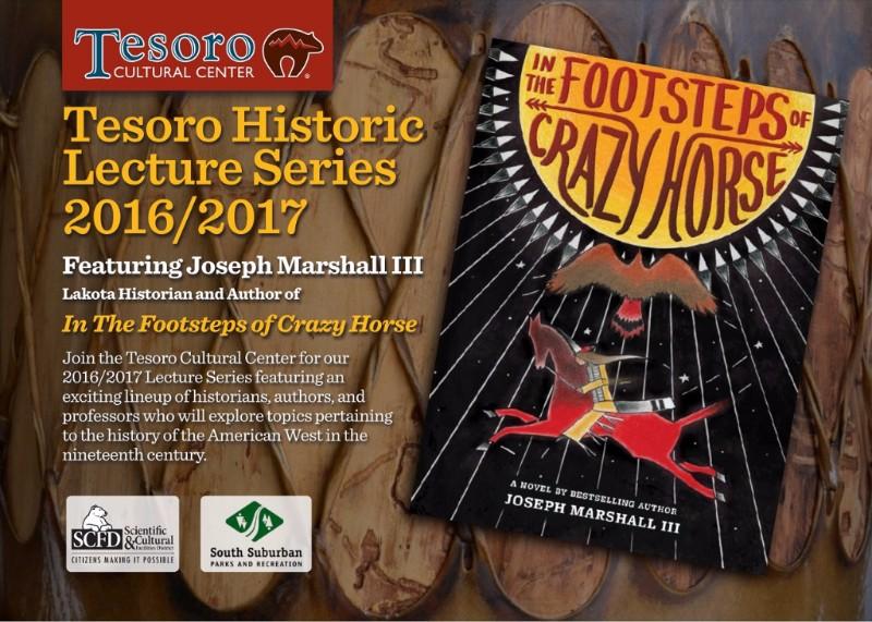 TESORO HISTORIC LECTURE SERIES