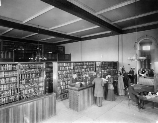 Denver: Birthplace of the Modern Library