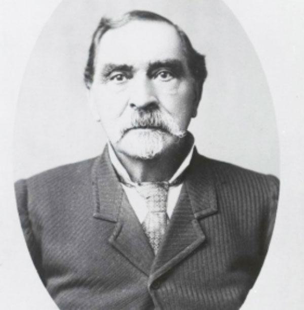 Barney Lancelot Ford (1822-1902) Pioneer. Activist. Agent of Change.