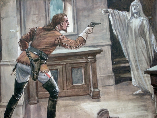 Did a Dose of Dragon's Blood Kill Buffalo Bill Cody?