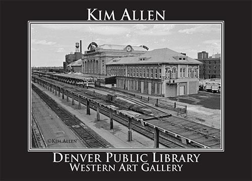 Kim Allen Retrospective