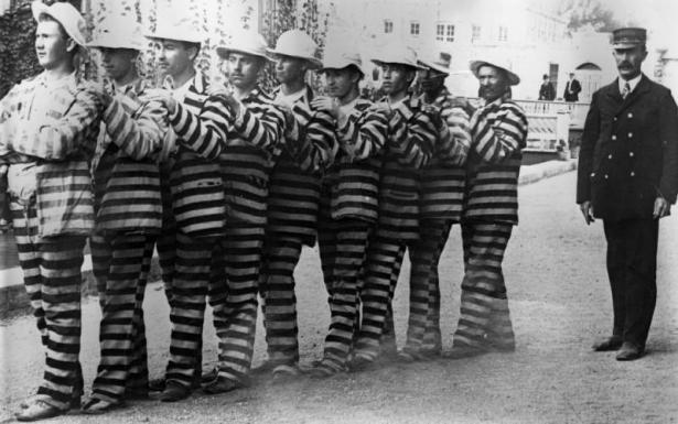 Wow Photo Wednesday ~ Cañon City Penitentiary