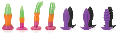 Tantus space toys and new plugs