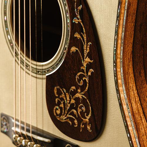 Custom Shop Guitar