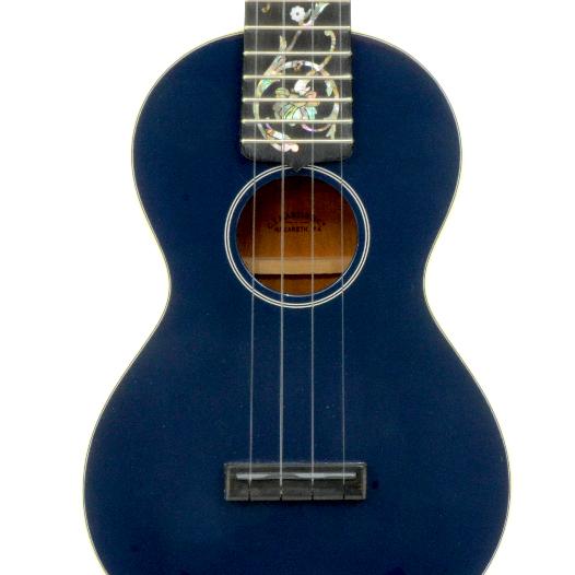 Martin 2K Custom Blue Ukulele Image
