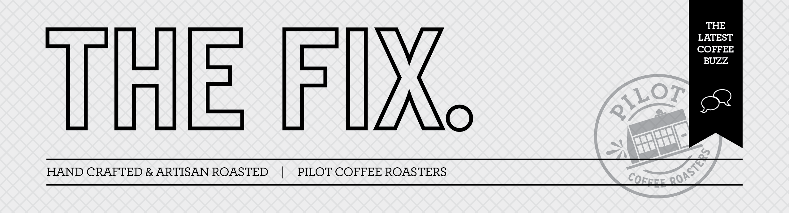 The Fix. Holiday Blend is Back!