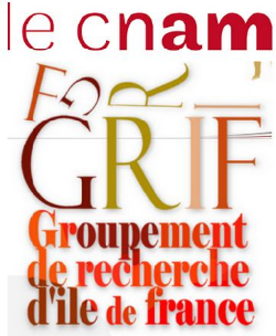 Logo CNAM et GRIF