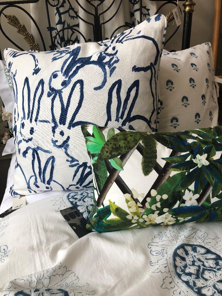Pavilion Home & Floral Summer Pillow Sale
