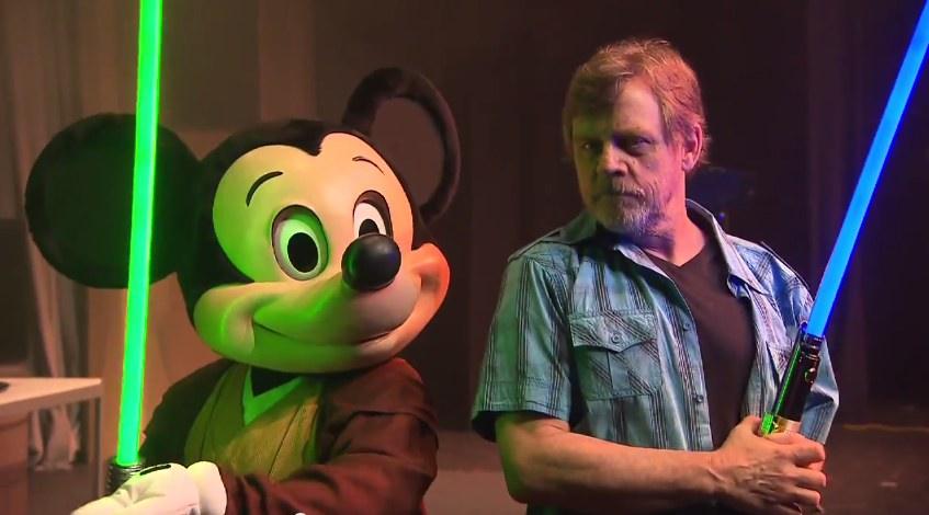 Hamil and Mickey