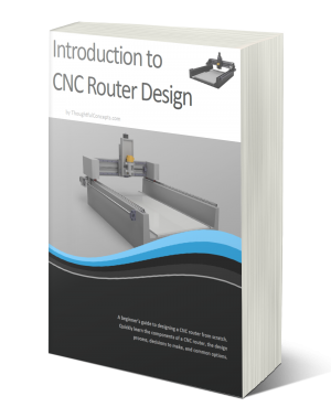 CNC Router Design eBook cover