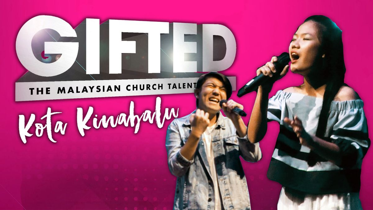 GIFTED: Kota Kinabalu (Audition #2) - Darryl Yip & Chloe Yip