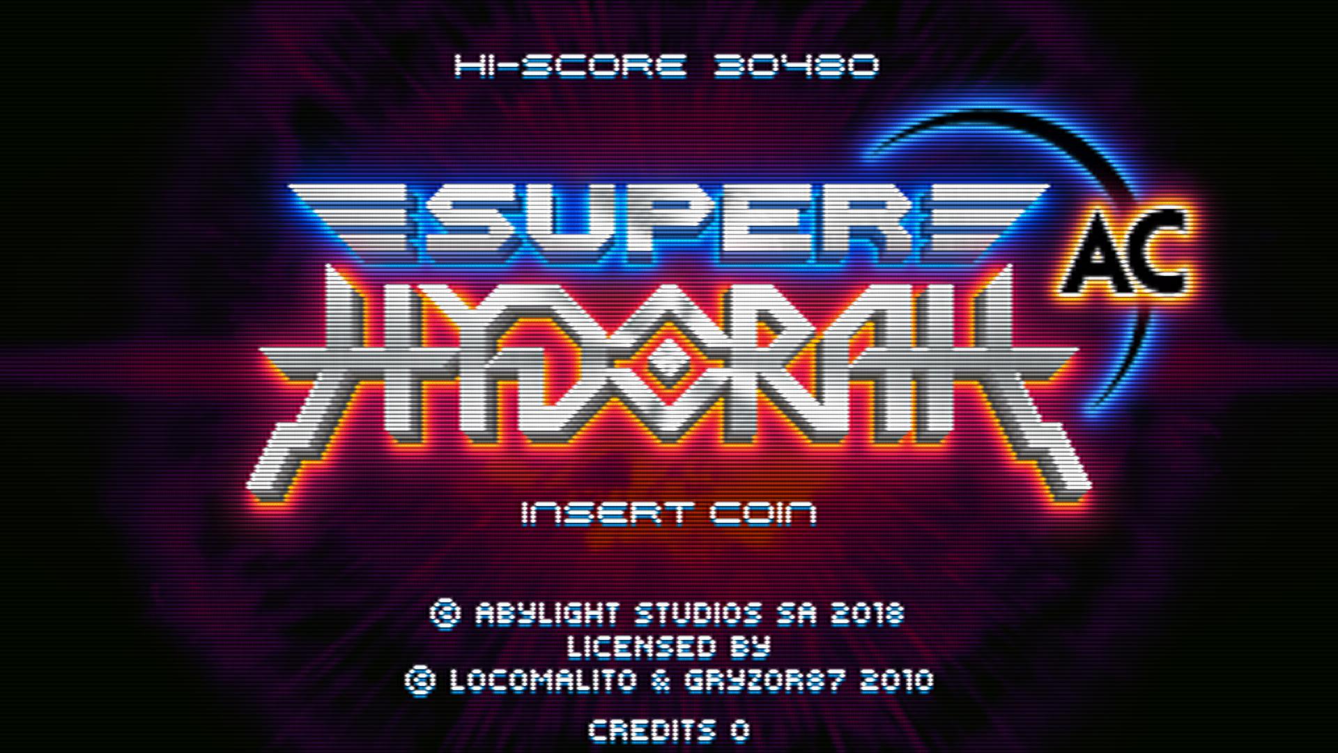 Super Hydorah AC