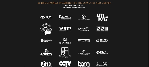 Escolha do canal : Webtv como criar sua tv na internet solução de IPTV
