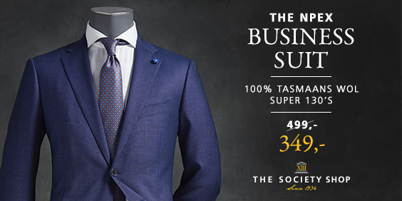 NPEX Business Suit, The Society Shop