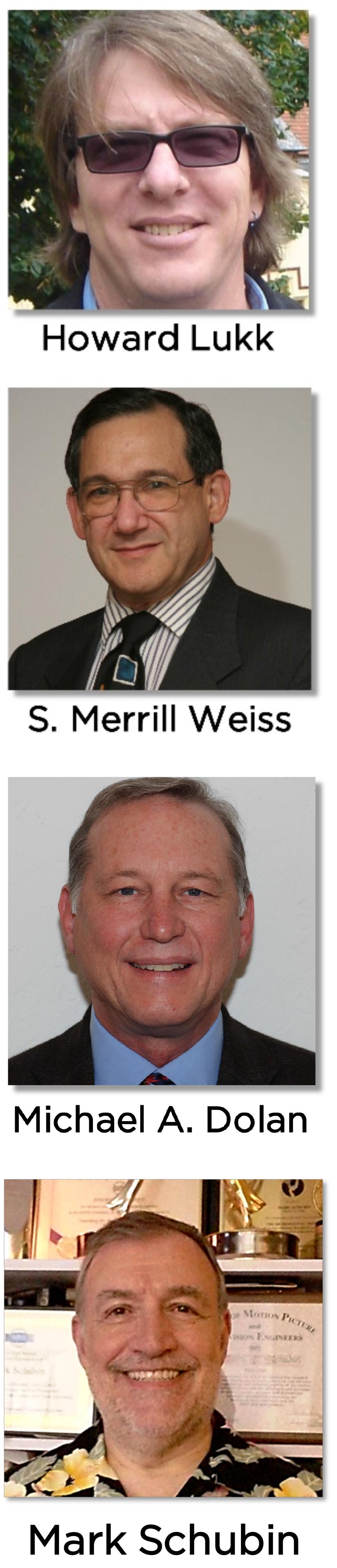 Webcast Speakers