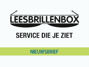 Nieuwsbrief Leesbrillenbox
