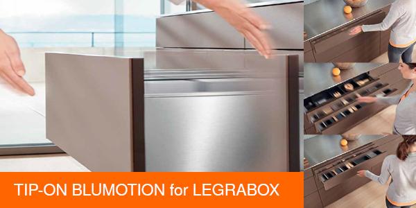 tip on for legrabox