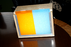 avonite light box