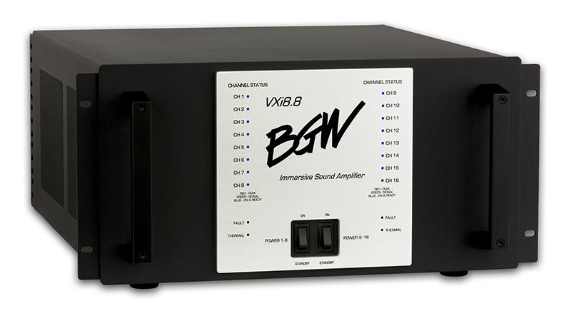 ATI's BGW Amplifiers