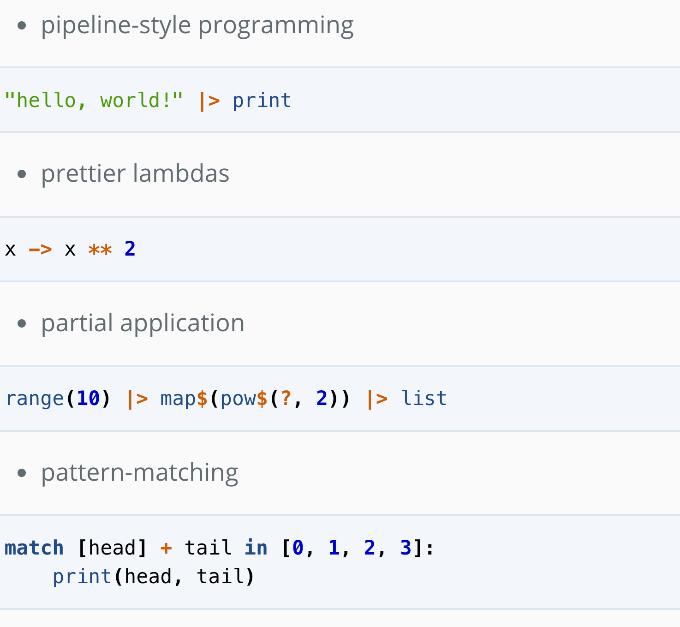 Coconut Programming Language