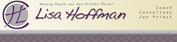Lisa Hoffman - Coach - Consultant - Zen Priest
