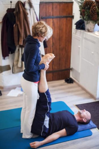 Special Valentines Day Workshop @ Ki-atsu Yoga