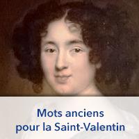 Mots anciens pour la Saint-Valentin