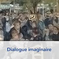 Dialogue imaginaire