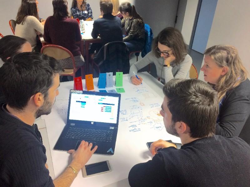 Créez une solution innovante en santé et inscrivez-vous sur : https://www.eventbrite.fr/e/billets-hacking-health-atelier-workshop-19249576000