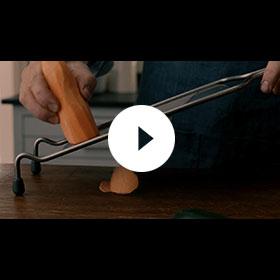 Using a Mandoline