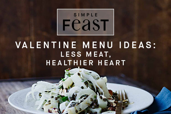 Valentine Menu Ideas