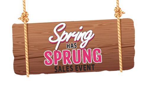 Sprad's RV Spring Has Sprung Sales Event