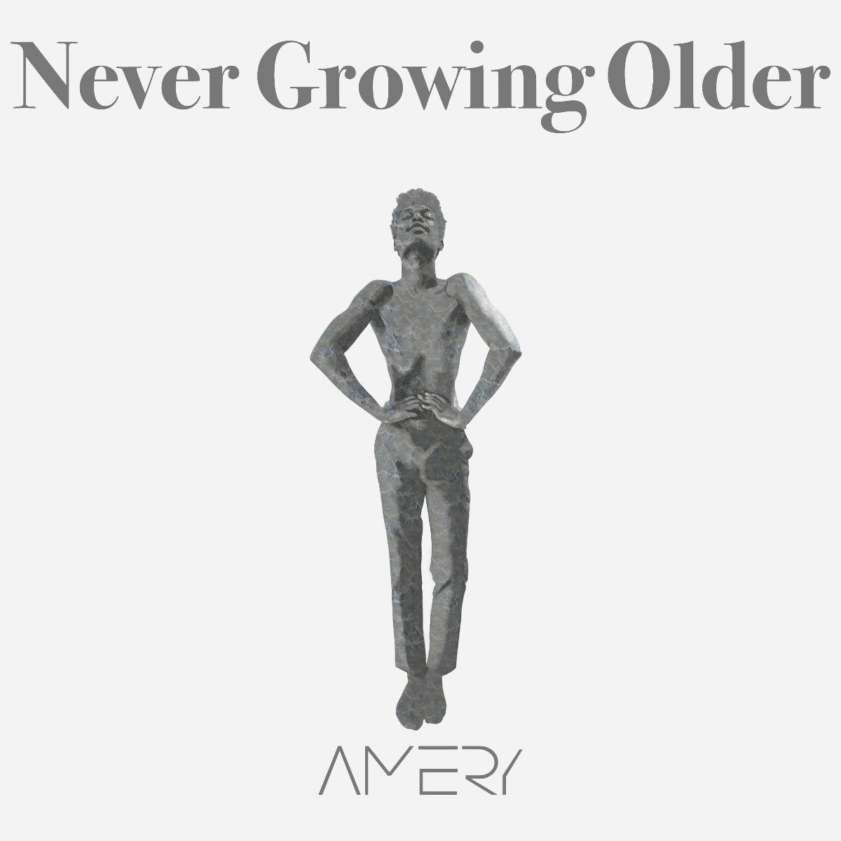 Amery - Never Growing Older artwork