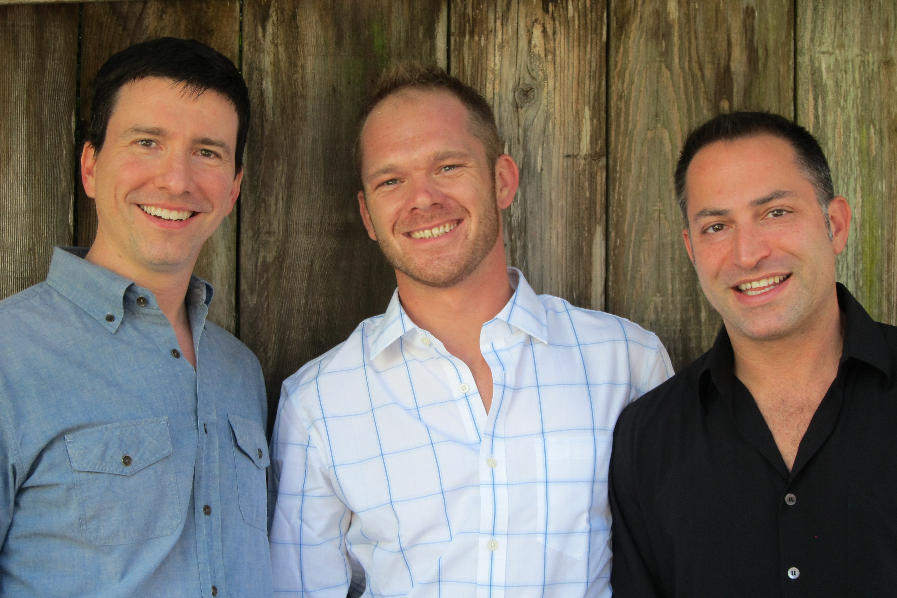 Jason, Zak & Woodie - The Startup Exemption Team