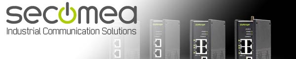 Secomea - Industrial Communications Solutions