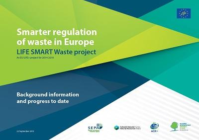 LIFE SMART Waste project brochure