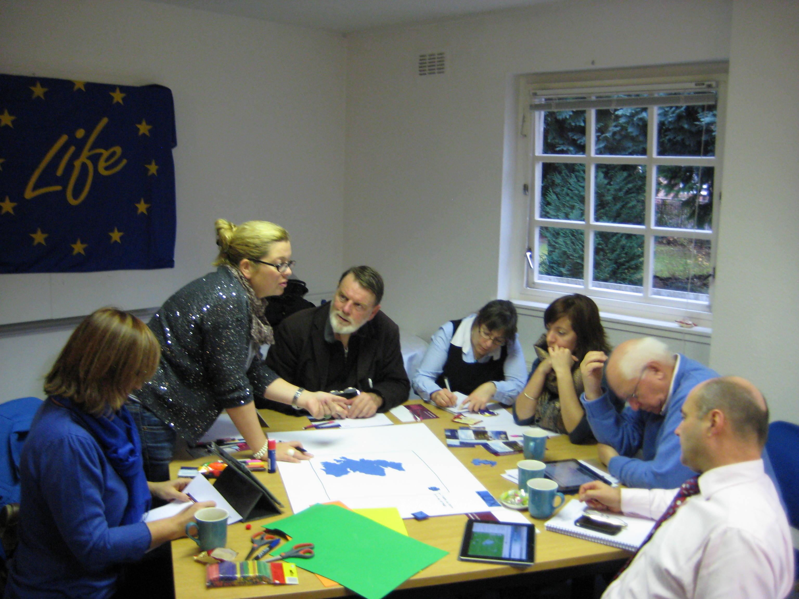 SEWeb workshops