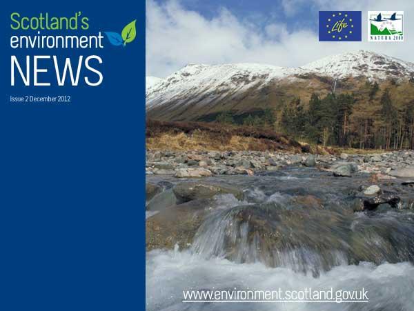 Scotland's environment news banner